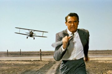 North by Northwest d'Alfred Hitchcock